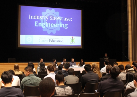 Industry Showcase: Engineering - Panel and Audience