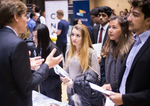 Employers at Startup Career Fair
