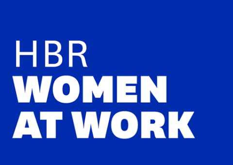 Women at Work podcast logo
