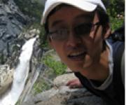 Eric Zhang headshot.