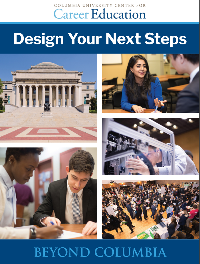 Design Your Next Steps