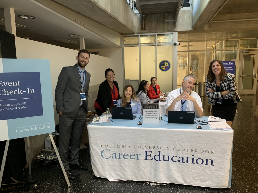 Center for Career Education Staff